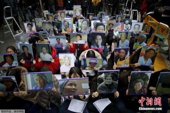 日媒:日韩拟于本月就慰安妇问题共识再举行磋商
