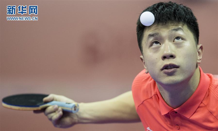 乒乓球--世锦赛团体赛:中国男队胜朝鲜漂流影评图片