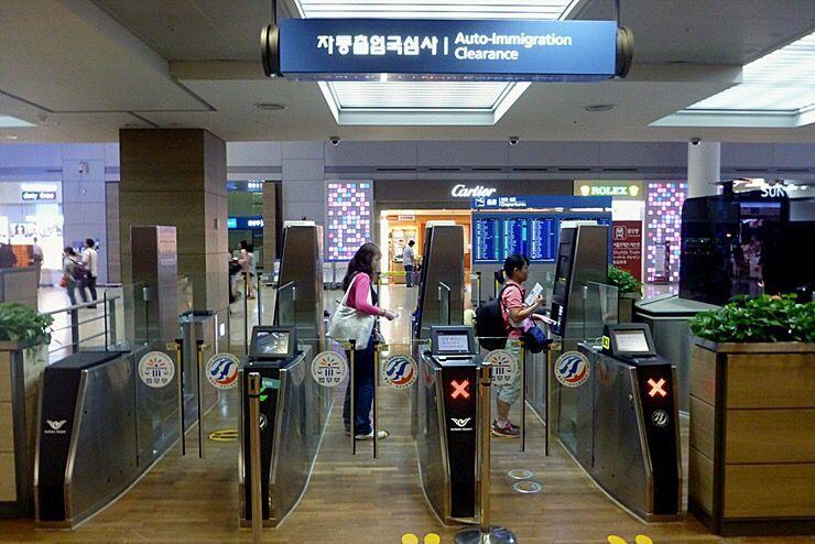 韓國留學黨新福利 出入境可自助通關免排長隊