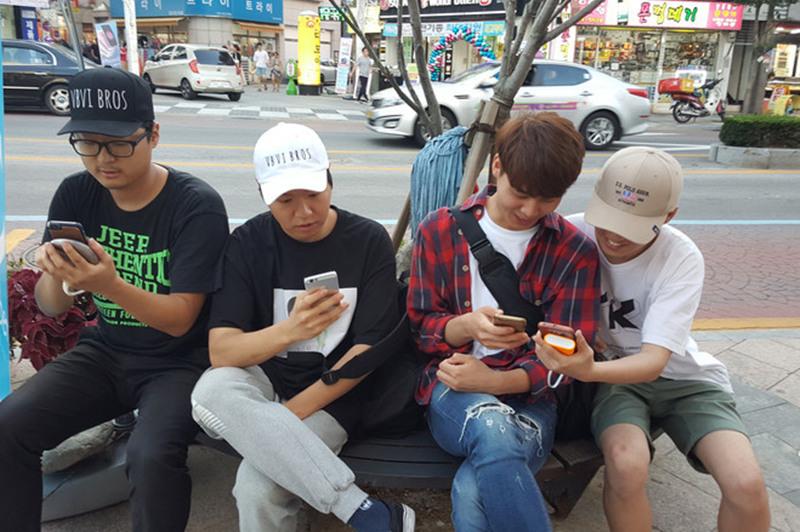 """""""精靈寶可夢GO""""風靡韓國 超高人氣帶動旅遊業"""