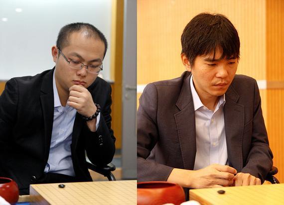 唐韋星VS李世石