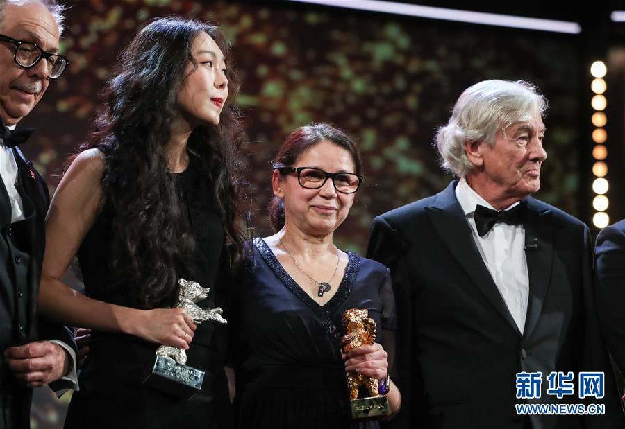 (國際)(1)第67屆柏林電影節主競賽單元獎項揭曉