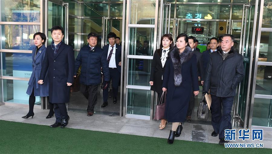 (XHDW)(1)朝方考察團訪韓