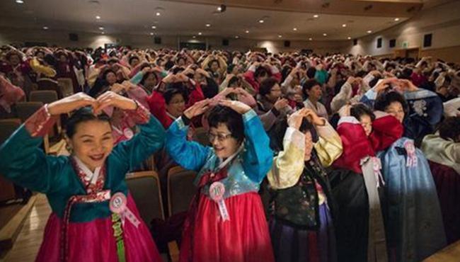 韓88歲高齡奶奶小學畢業
