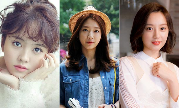 韓國90後清純美貌女星