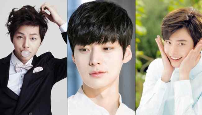 韓國牛奶皮膚男星