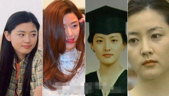 韓頂級女星美貌進化史