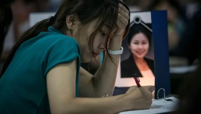 韓自殺率居全球第二