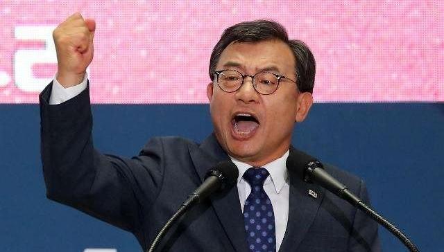 """韩执政党被要求兑现""""大酱汤里煮手指""""诺言"""