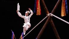 走進韓京畿道安城 觀傳統走繩表演探民俗銅器之鄉