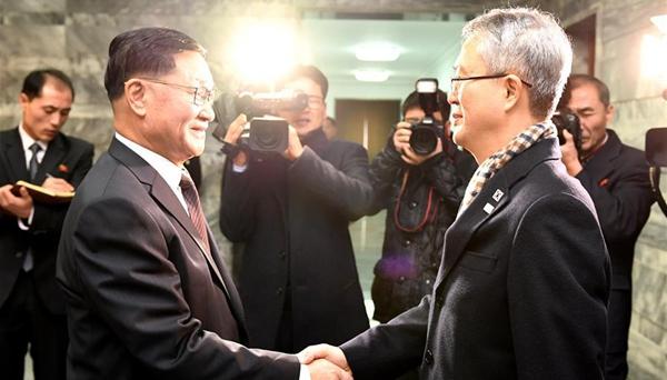 朝韓就朝方藝術團訪韓達成一致