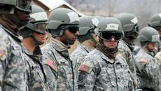駐韓美軍費用誰來掏?韓美下月啟動新談判