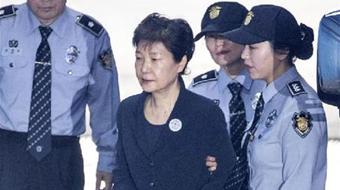 韓國檢方提請判處前總統樸槿惠30年監禁