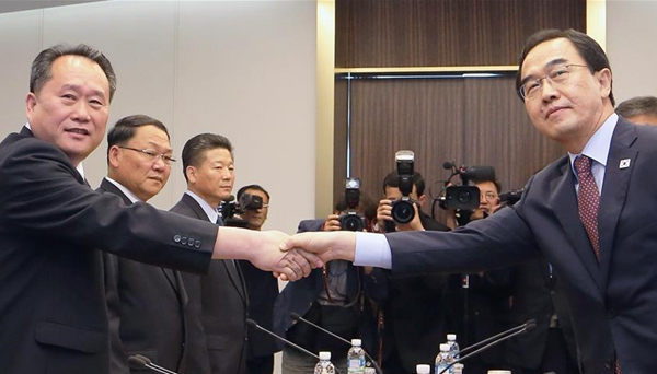 韓朝就履行《板門店宣言》具體方案達成一致