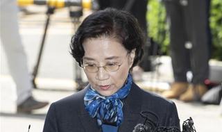 韓國警方申請逮捕大韓航空會長妻子李明姬