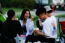 """熱熱熱!韓國進入""""燒烤""""模式"""