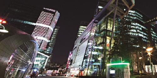 """""""数字媒体城庆典活动""""在韩国首尔举行"""