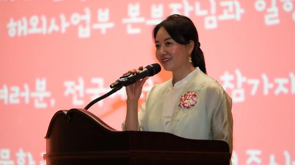 第15屆中華緣大賽在韓舉辦
