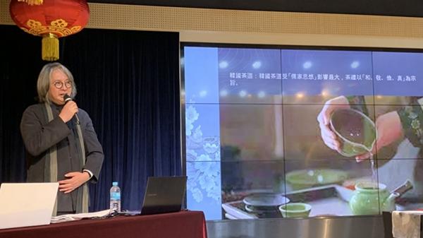 """""""茶花琴香·東方生活美學展""""亮相韓國""""絲路文化月"""""""