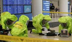 韓國警方在仁川機場舉行反恐演習 為平昌冬奧會保駕護航(圖)