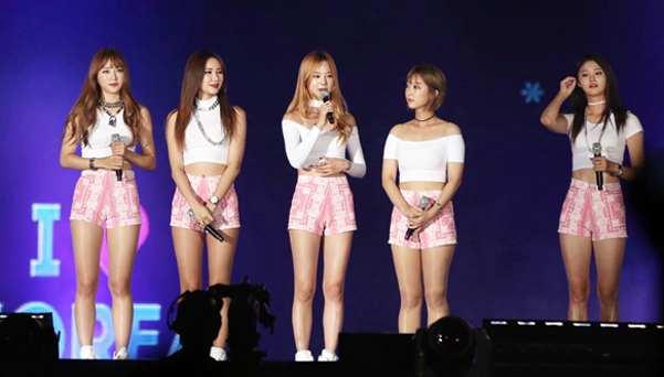 大型韓流音樂會首爾啟幕