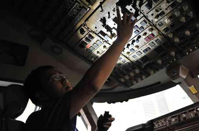 중국 최대 '비행기 병원'의 비밀을 파헤치다