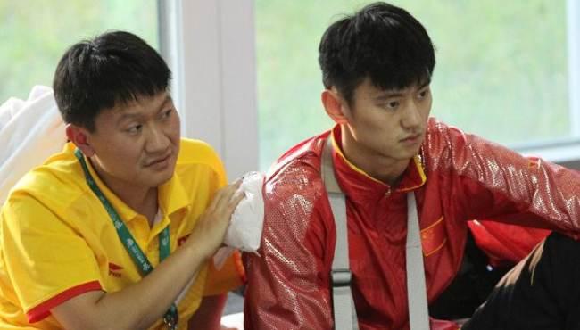 世界軍人運動會:寧澤濤因傷退出百米大戰