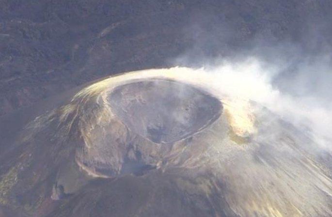 日 니시노시마 화산 폭발, 분출양이 4억 톤에 달해