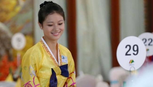 朝鮮女服務員引關注