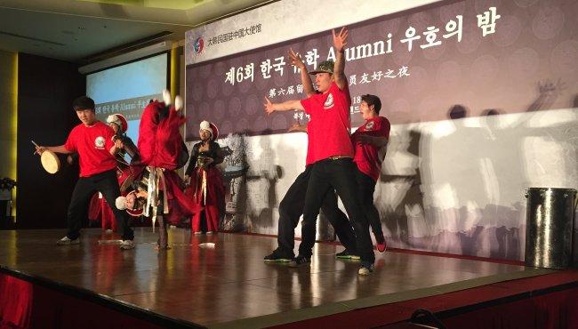 韓國打擊樂VS炫酷街舞