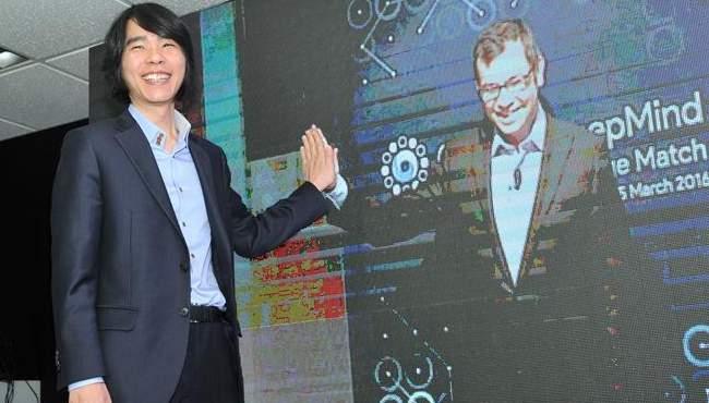 李世石表示能戰勝人工智能