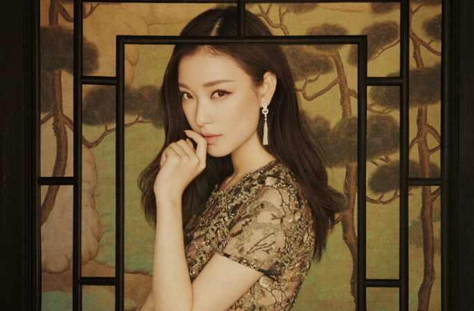 니니 우아한 '중국풍'화보, 선녀같이 아름다워