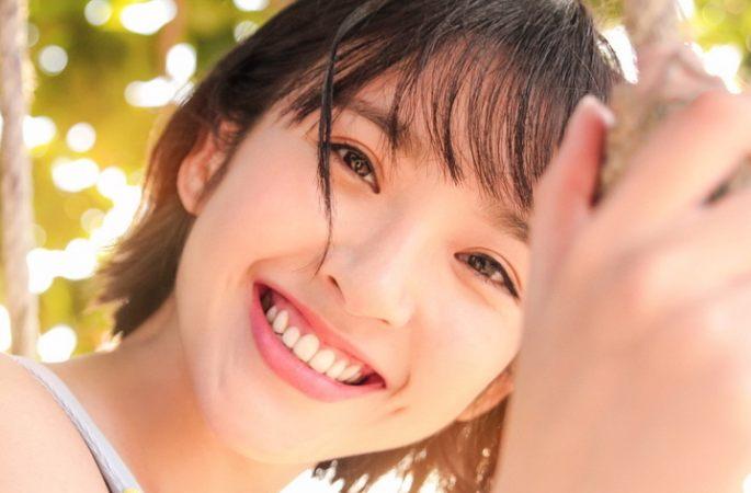 탕이신, 보조개 미소 가득한 일본풍 화보 공개