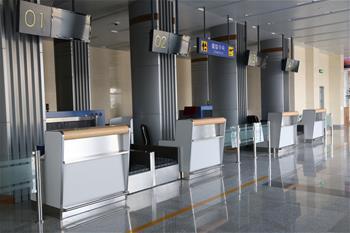 평양순안국제공항 신축 제1터미널 탐방