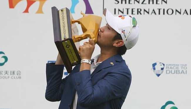 高爾夫深圳國際賽