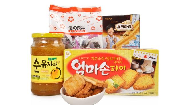 2016韓國食品展在西安舉辦