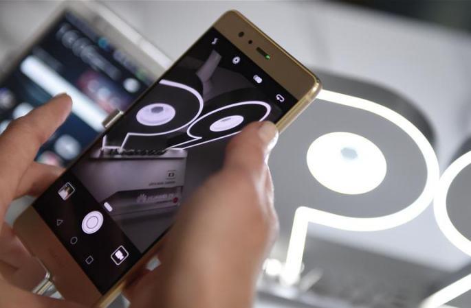 화웨이 스마트폰 P9 러시아서 발표