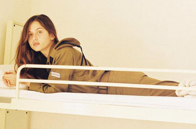 이스라엘 여병, 모델 못지 않은 미모