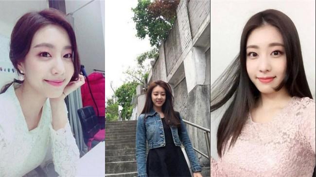 韓女生被讚最美電競主持