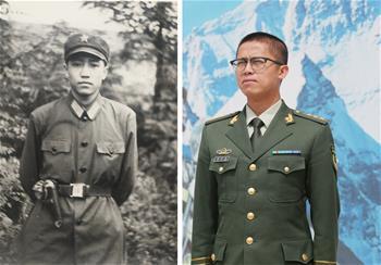 중국 '설상 고원'을 지키는 '부자 수비군'