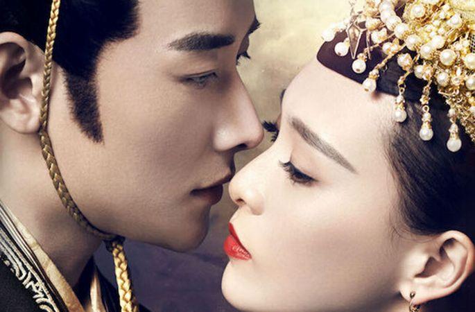 중국 사극 '금수미앙' 포스터 공개, 애틋한 사랑 이야기
