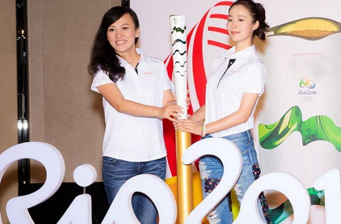 리우올림픽 성화 봉송, 中대표로 장이옌 랑랑 등 선발돼