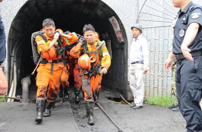 (돌발 사고)中 구이저우서 탄광 사고 발생...5명 사망 2명 연락 두절