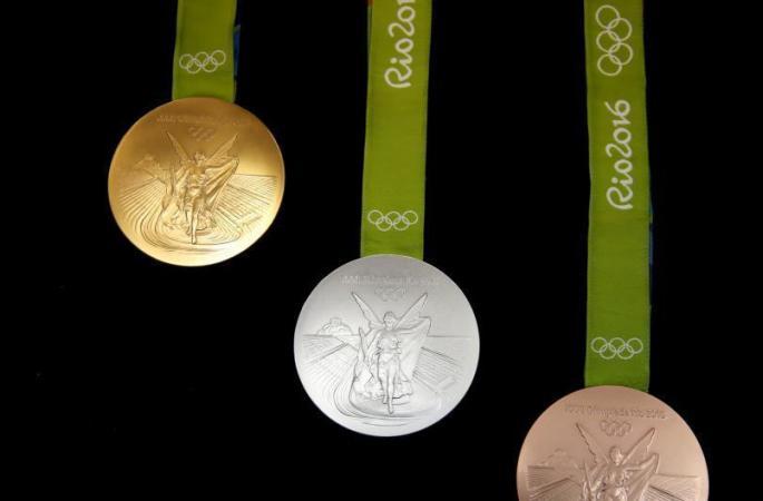 리우 올림픽 및 장애인 올림픽 메달 공개