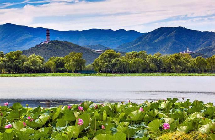 세계 10대 정원에 선정된 중국 '이화원'