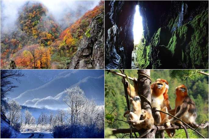 中 후베이 선눙자, 세계 문화유산 명록에 등재