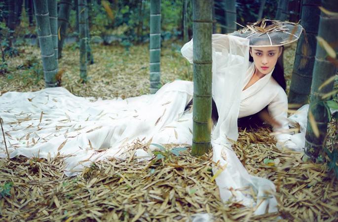 대나무 숲 변화무쌍한 매력 만점 장신위