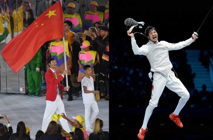 [리우올림픽] 챔피언과 기수