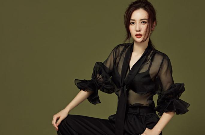 """장멍 패션 사진 공개: """"신선로 공주"""" 매력 만만"""