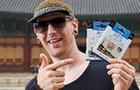 首爾推出外國遊客通行卡